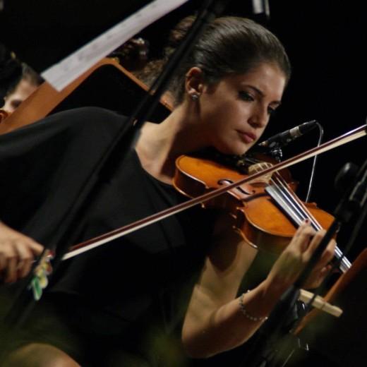"Martina Pilato""Violinista"""