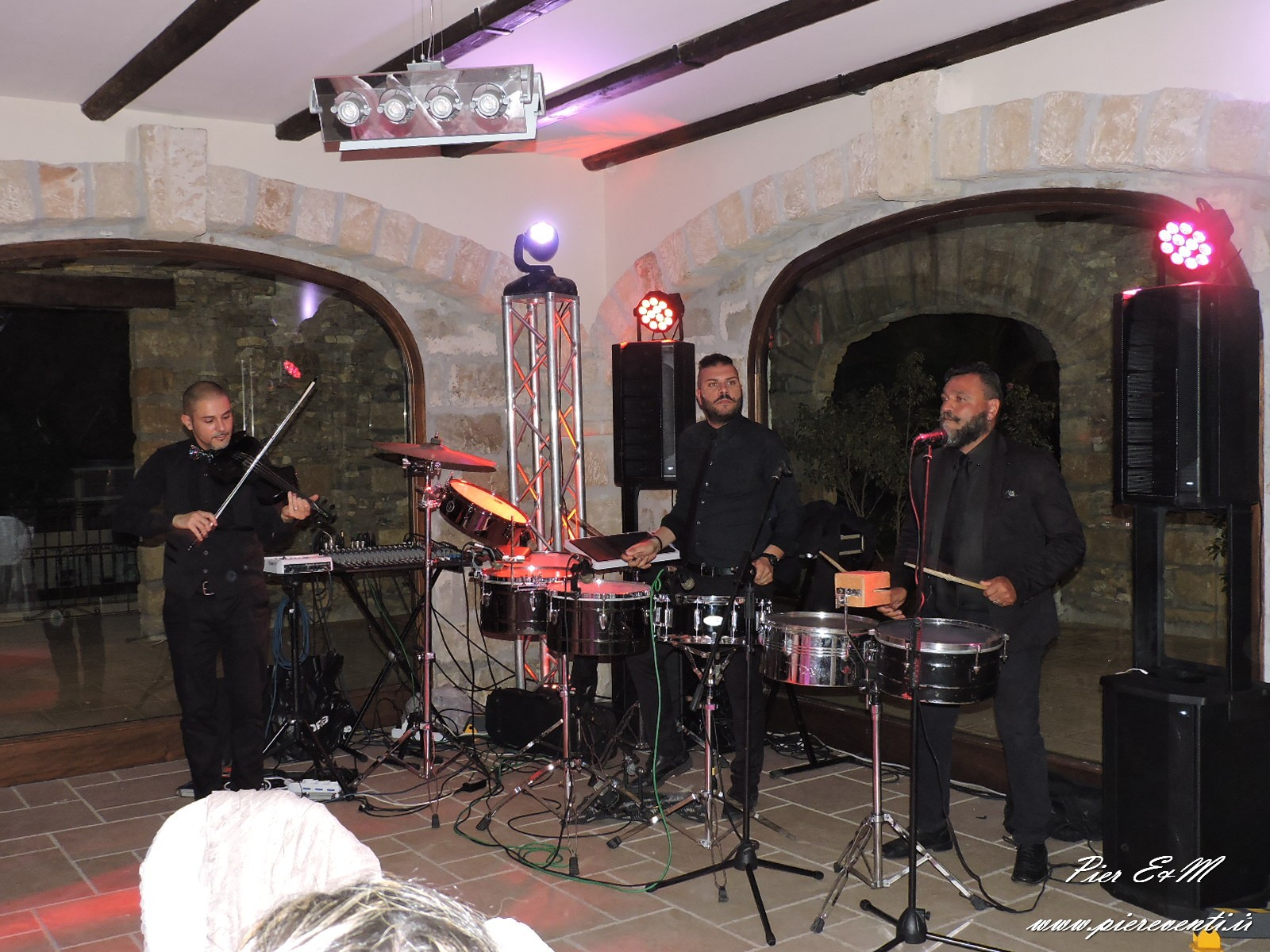 MANAGEMENT BAND MUSICALI